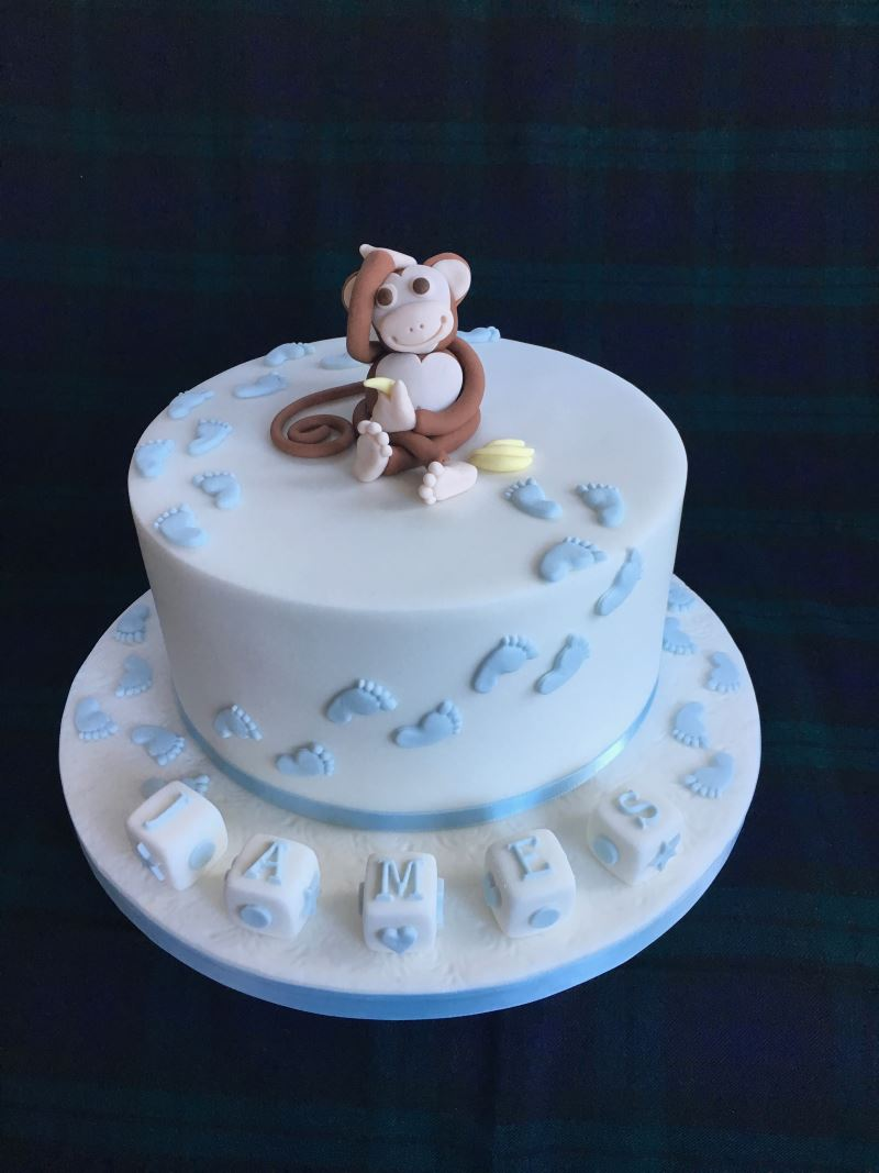 Custom Cake Decoration in Carlisle from Sara Ruddick Cakes